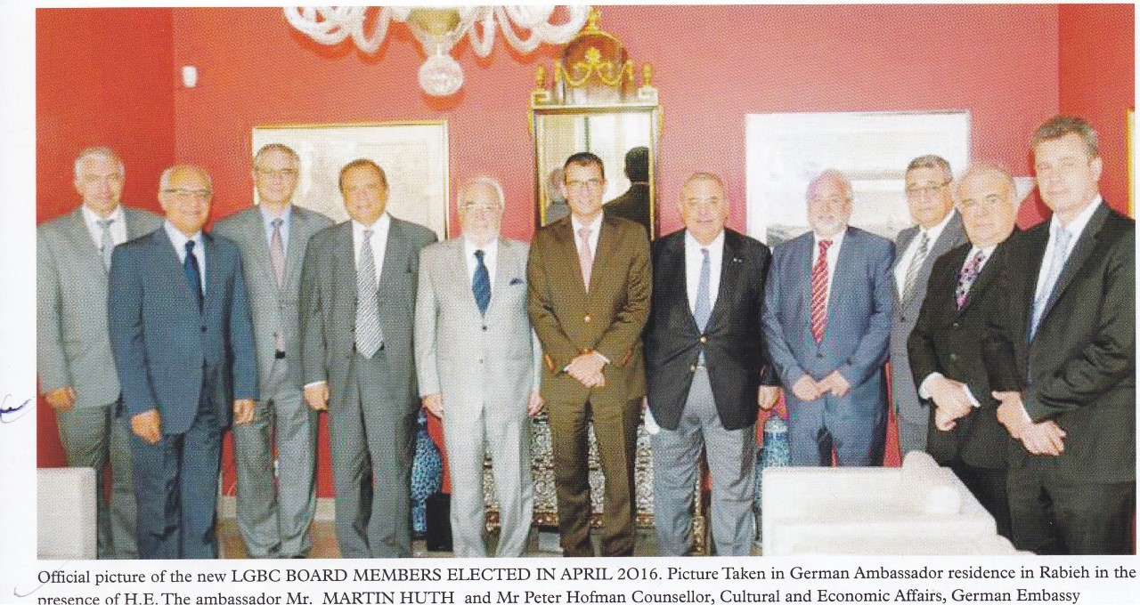The Lebanese German Business Council