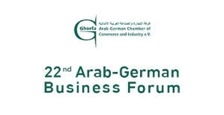 22nd Arab-German Business Forum in Berlin