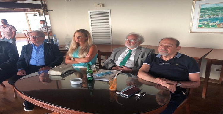 The Lebanese German Business Council (LGBC) held the monthly Gathering on Monday, June 7, 2021 at 6.00 PM At ATCL – Kaslik – Jounieh.