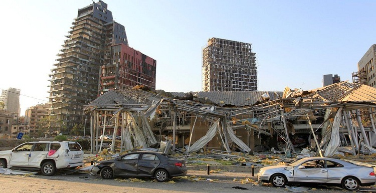 Beirut explosion:  A year after the colossal explosion , 4th of August 2020 will never been forgotten !