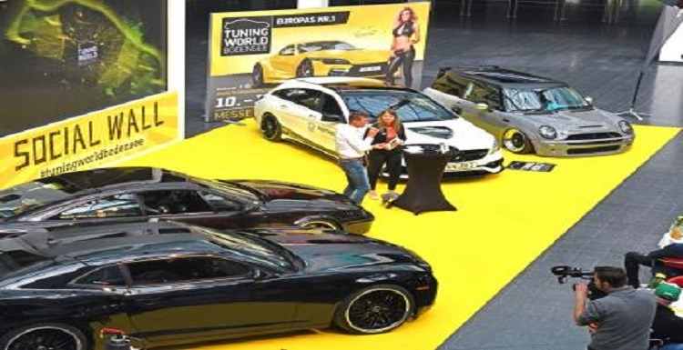 TUNING WORLD BODENSEE from 03.05-05.05.2019 . Friedrichshafen