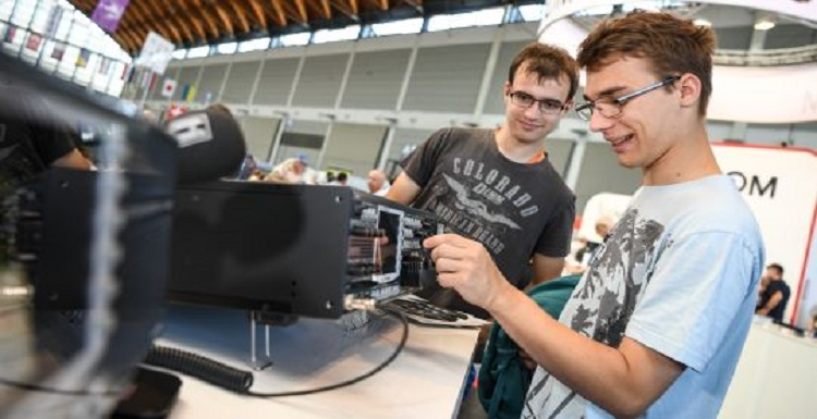 HAM RADIO - International Amateur Radio Exhibition - Electronics, Internet, Computer Friedrichshafen. From 21.06.-23.06.2019