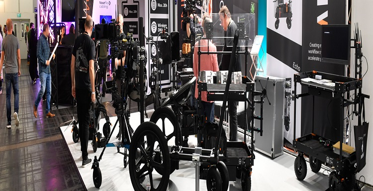 cinec - International Trade Fair for Cine Equipment and Technology From 21.09 till 23.09.2019