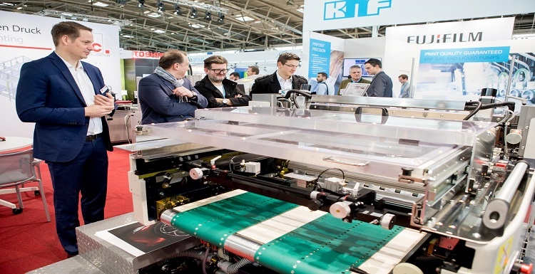 InPrint- International Exhibition of Print Technology for Industrial Manufacturing . Munich From 12.11till 14.11.2019