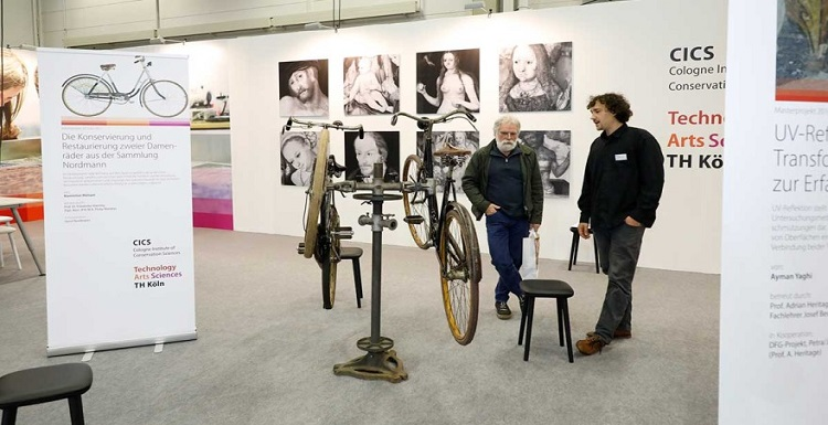 EXPONATEC COLOGNE - Conversation and Heritage - Cologne- from 20.11 till 22.11.2019