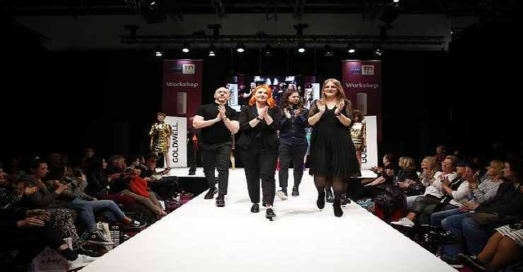 Top Hair - DIE MESSE - Leading international trade fair for the hairdressing industry - Dusseldorf - From 07.03 till 08.03.2020