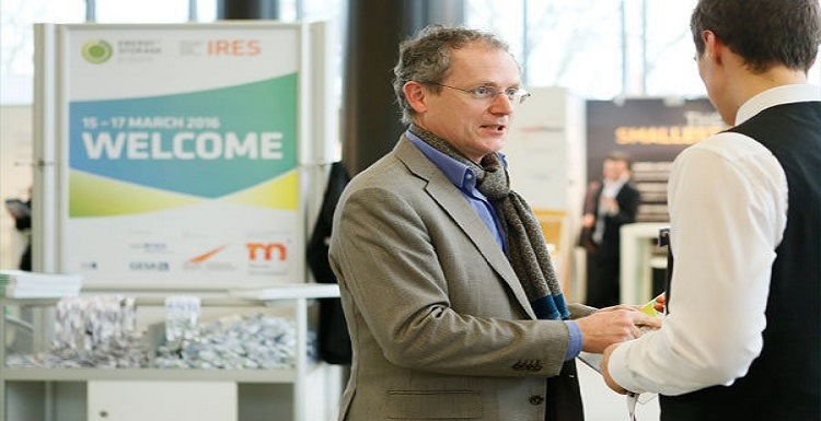 ENERGY STORAGE EUROPE - International Trade Fair for Energy Systems - Solutions- Services , Dusseldorf - From 10.03 till 12.03.2020