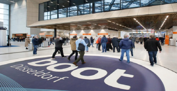 Reboot your business @ boot Düsseldorf  From 23.01-31.01.2021 Germany