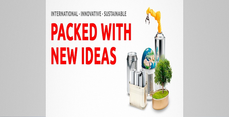 METPACK - THE WORLD'S LEADING TRADE FAIR FOR METAL PACKAGING From 23.02-27.02.2021 Essen, Germany